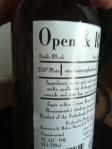 A post-modern brew? The De Molen Open & Bloot, Double IPA-ish